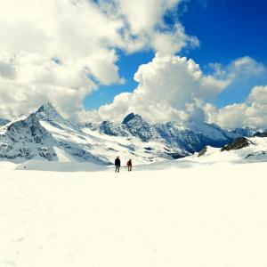 From the top of Kalihaani Pass